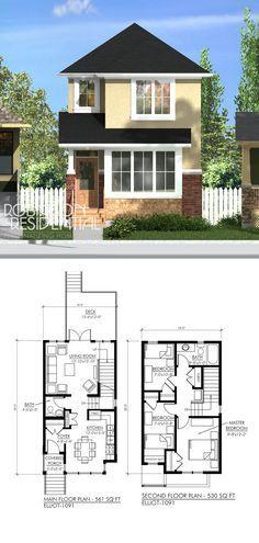 1091 sq ft., 2 storey, 3 bedroom, 2 bathroom.