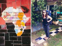 Kristina Assenova // the best journeys // quote