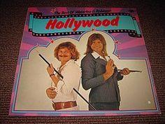 Waterloo & Robinson - Hollywood GER 1977 Lp near mint AUSTROPOP