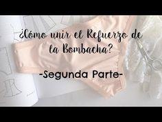 2 formas de unir el refuerzo de la Bombacha | El Taller de Mariette Dress Anak, Underwear, Bed Pillows, Youtube, Sewing, Clothes, Women, Fashion, Templates