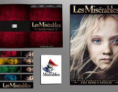 "Check out new work on my @Behance portfolio: ""LesMisérables"" http://be.net/gallery/60181341/LesMisrables"