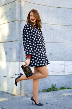 el blog de silvia rodriguez Rojo Valentino #kissmylook