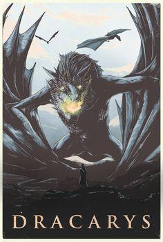 Game of Thrones: Dracarys - Created by Nicolas Alejandro Barbera