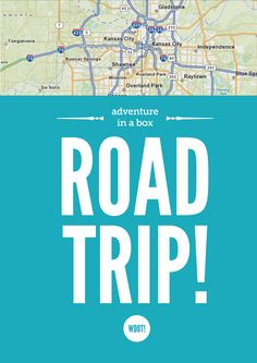 Adventure in a Box: Road Trippin'