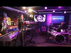 Rudimental - Now (Paramore cover) in the live lounge