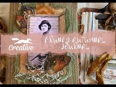 Grungy Autumn Journal Flip Through - YouTube All Video, Flipping, Autumn, Journal, Youtube, Fall Season, Fall, Youtubers, Youtube Movies