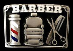 BARBER SHOP HAIRCUT STYLE BARBER'S SCISSORS POLE BELT #barber #barbershopconnect #barberlife #barbershop #barbers #barbersinctv #barberlove #barbergang #barbering #hairstyle #hairstyles #mensstyle #menstyle #menshair #haircut #haircuts #hair #buckle #beltbuckle #coolbuckles