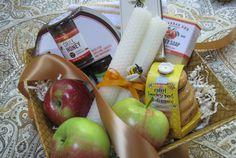 Design Megillah: Honey and Apple Basket Giveaway!