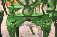Akbrella döküm alüminyum sandalyede kalitede öncü olmaya devam...