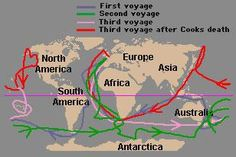 James Cook Route | James Cook