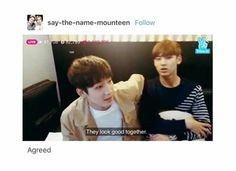Meanie does looks good together