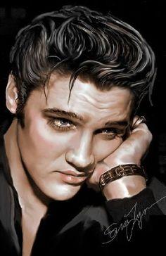 Elvis 100% - Sara Lynn Sanders.