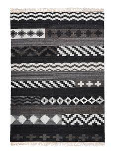 Tribe Handwoven Kilim Rug - Departures & Arrivals Singapore Boutique