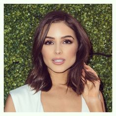 """Last night for @vanityfair @guess :) glam by @andrea_tiller"" Photo taken by @oliviaculpo on Instagram, pinned via the InstaPin iOS App! http://www.instapinapp.com (06/10/2015)"