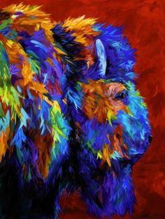 Buffalo Vision | 480 pieces $105