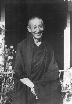 This is the first picture of Trijang Rinpoche I saw as a kid. I didn't really know who he was, but upon seeing this picture, I started to cry and feel emotional in a good way. I borrowed the picture and photocopied it and kept it on my shrine at home. I keep this picture on my shrine now wherever I am