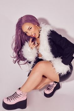 34 Best Doja Cat Images Cat Aesthetic Female Rappers Cats