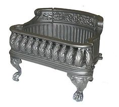 Vortigern Traditional Cast Iron Fire Basket Grate Suitable for Burning Logs and Solid Fuel (Victoria) Fire Basket, Fireplace Accessories, Chesterfield Chair, Home Reno, Cast Iron, Logs, Baskets, Victoria, Ebay