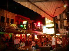 Pub Street, Siem Reap, Cambodia