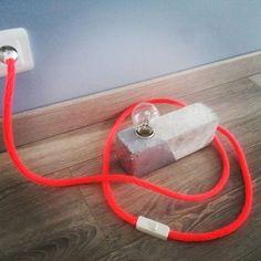 Resultado de imagen para lampes tricotin