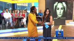 Demi Lovato on Good Morning America - September 5 - YouTube