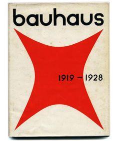 The Bauhaus Design movement.  1919-1928.