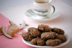 kokosovo zazvorove cookies
