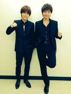 Iwata Takanori & Takahiro