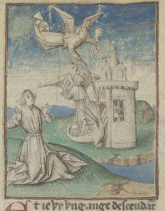 L'Apocalypse de saint Jean, traduite en français Date d'édition : 1401-1500