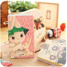 """""""Toread Cat Ver.3"""" Planner Agenda Scheduler Coil Spiral Diary Cute Kawaii Pocket Journal Notebook Notepad Memo"""