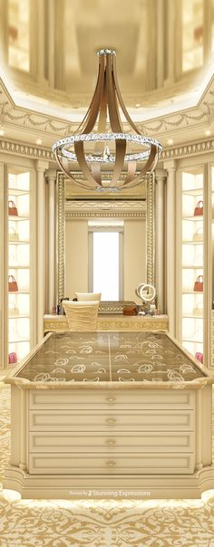 Luxury Dressing Room - Luxury Beauty - http://amzn.to/2hZFa13 More