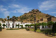 Burguillos del Cerro: estelas circulares medievales únicas en España (Badajoz)