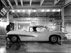 1955 Cadillac LaSalle II Sedan Concept Car