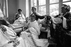 Embroiderers, Addis Ababa, Ethiopia by CAtherine Muollo