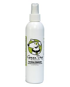 Green Dog's Pet Urine Eliminator is designed specifically for cat urine, however can handle all household pet urine issues. Also, this product is great for use