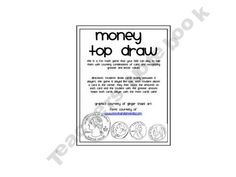 Money Top Draw Math Game