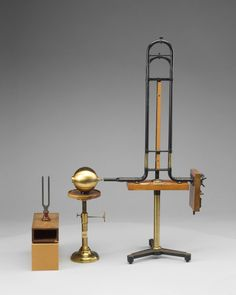 Interference of sound apparatus, after Koenig — Teylers Museum