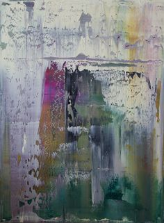 """hjmtoday: """"abstract IV, oil on canvas """""""
