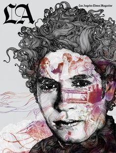 Los Angeles Times Magazine Cover Gustavo Dudamel