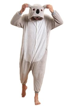 LIHAO Easy bear Adulte Unisexe Cosplay Onesie Pyjamas Animaux Flanelle Déguisement Costume-Taille:L: Amazon.fr: Jeux et Jouets
