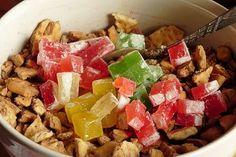 Reteta Salam de biscuiţi, reţetă cu ciocolata si nuca Cobb Salad, Food, Essen, Meals, Yemek, Eten