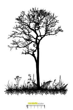 Tampon XXL : Un arbre en vente sur notre boutique en ligne spécialisée dans le scrapbooking et les fournitures de loisirs créatifs. Tout notre matériel est disponible en ligne.