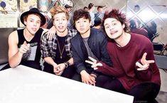 Ashton, Luke, Calum, Michael, 5sos ♥