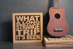GRATEFUL DEAD What A Long Strange Trip It's Been by suzannaanna