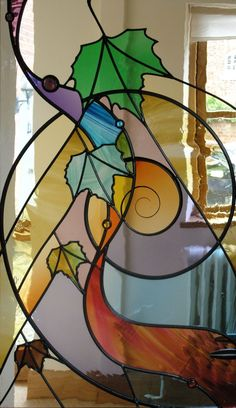 Stained Glass & Other Glass Art (Mosaics, etc.) Description from… Stained Glass Crafts, Stained Glass Designs, Stained Glass Panels, Stained Glass Patterns, Leaded Glass, Mosaic Art, Mosaic Glass, Tiffany Kunst, Illustration Photo