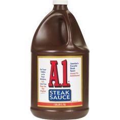Homemade A.1.Steak Sauce