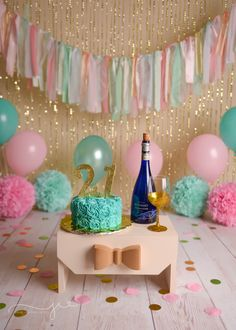 OH MY GOSH…..  For real, tell me who doesn't want to celebrate their 21st birthday milestone with some cake and wine and your best friends?! BUT while we're at it, let&#8217…