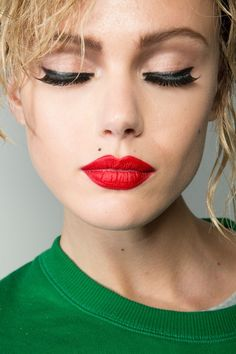 New Fashion Trends: Makeup Trends Summer 2014... #Makeup #Tips #Makeuptrends #Facefresh #Skinoily #Skincare