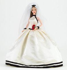 1998 Vera Wang Barbie