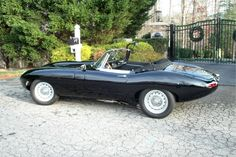1966 Jaguar XKE Roadster Series I